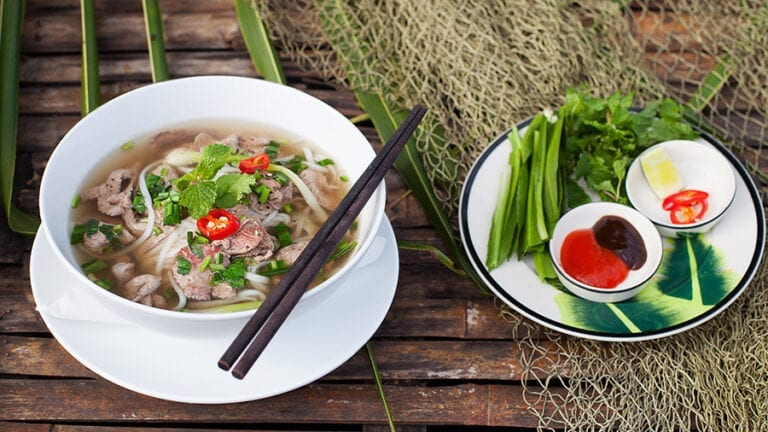 Top Vietnamese food - Pho