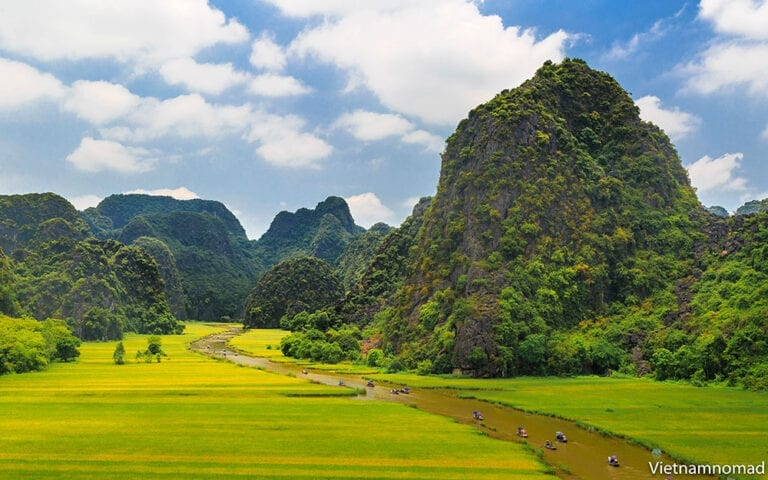 Best destinations in Vietnam - Ninh Binh
