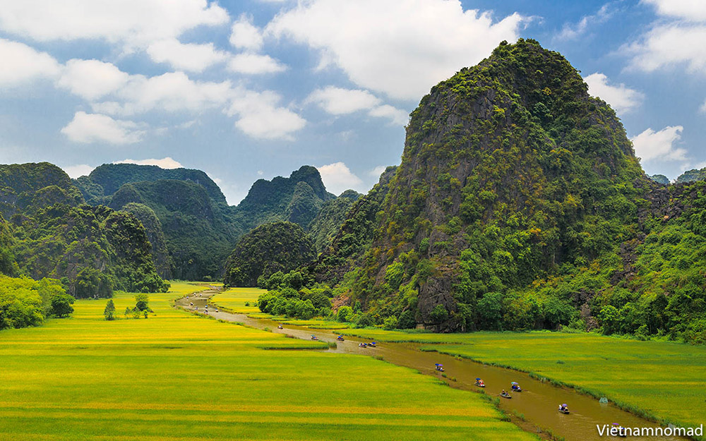 15 best places to visit in Vietnam based on 1000 votes - Ninh Binh