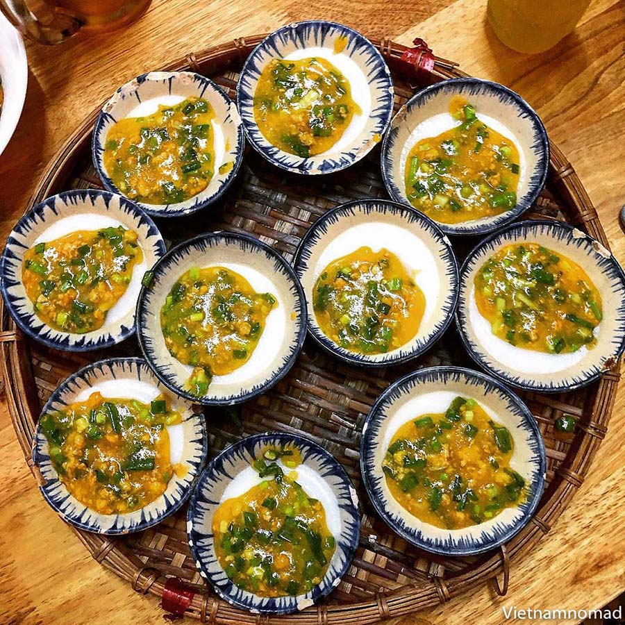 Must-try dishes in Quy Nhon - Banh Beo