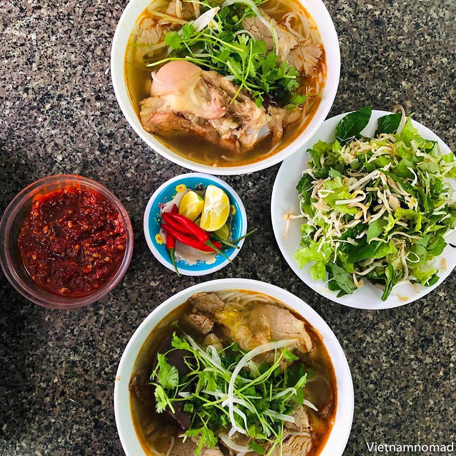Must-try dishes in Quy Nhon - Banh Canh