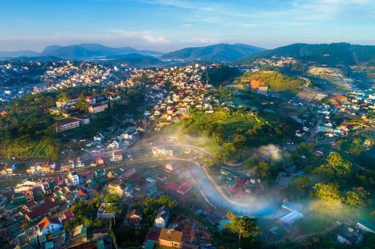 1 month Vietnam itinerary - Dalat