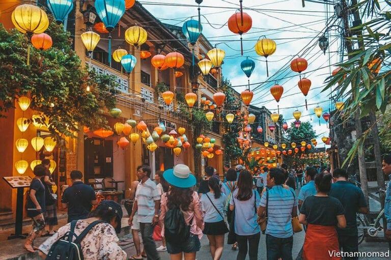 1 month Vietnam itinerary - Hoi An
