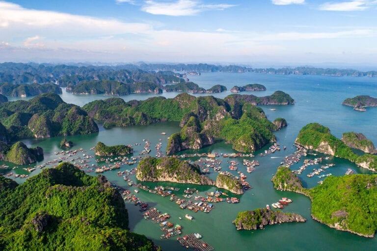 Vietnam itineraries - Lan Ha Bay
