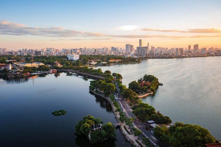 Vietnam itineraries - Hanoi