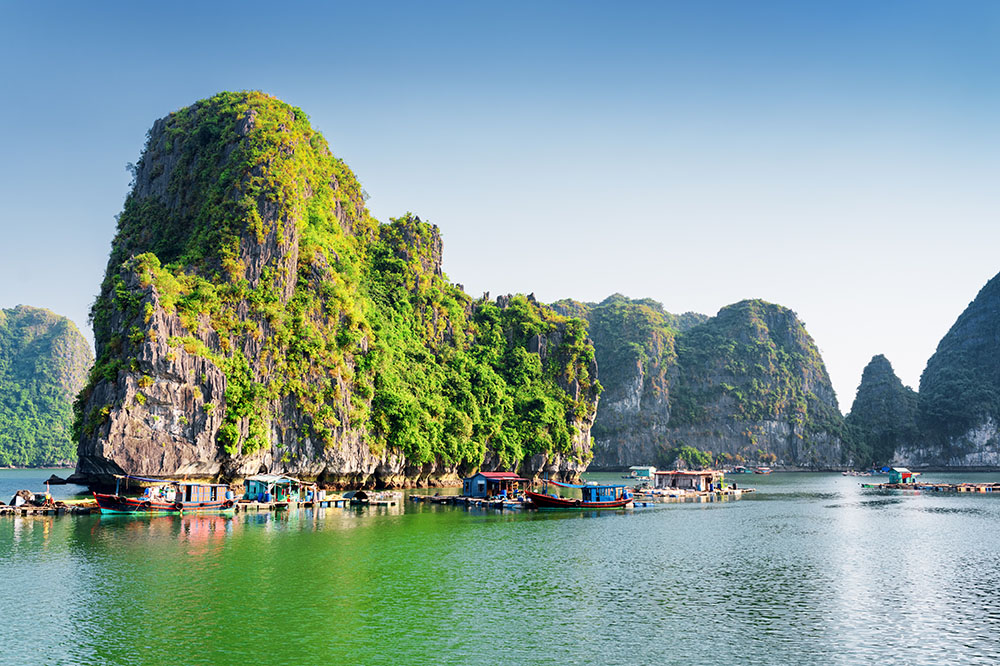 7-day Vietnam itinerary - Ha Long Bay